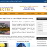 North Oregon Coast Electric Website – North Oregon